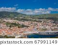 Angra do Heroismo, Terceira, Azores islands, Portugal. 67991149