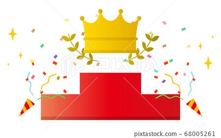 皇冠和領獎台2 68005261
