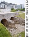 漢城省首爾城堡李甘蘇門,中區,首爾 68012132