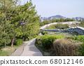 首爾市鐘路區仁王山公園漢陽道城首爾城堡 68012146