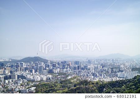 서울전경,서울시 68012191