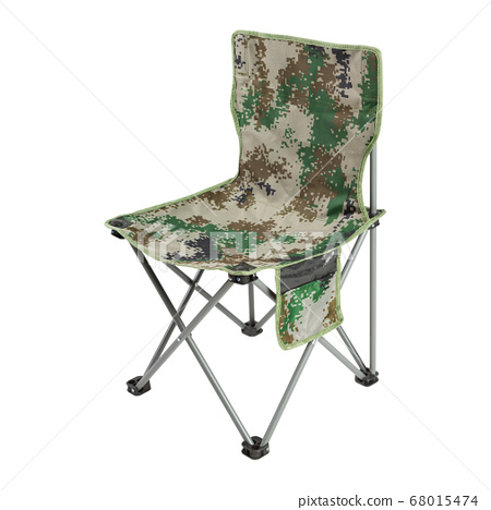 chair with back, for a picnic or for fishing, 68015474
