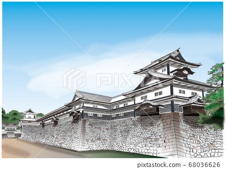 金澤城堡 68036626