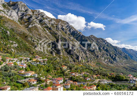 The Beautiful Town of Kruje in Albania 68056172