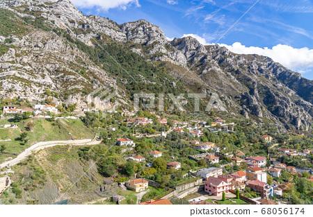 The Beautiful Town of Kruje in Albania 68056174