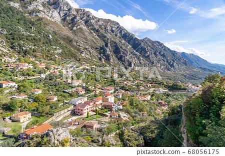 The Beautiful Town of Kruje in Albania 68056175