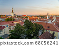 The Attractions of the Beautiful Medieval Town of Tallinn 68056241
