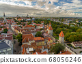 The Attractions of the Beautiful Medieval Town of Tallinn 68056246