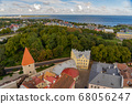 The Attractions of the Beautiful Medieval Town of Tallinn 68056247