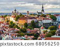 The Attractions of the Beautiful Medieval Town of Tallinn 68056250