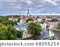 The Attractions of the Beautiful Medieval Town of Tallinn 68056254