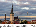 The Attractions of the Beautiful Medieval Town of Tallinn 68056256