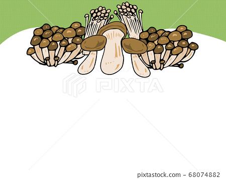 蘑菇頭裝飾 68074882