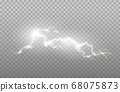 Lightning and thunderstorms 68075873