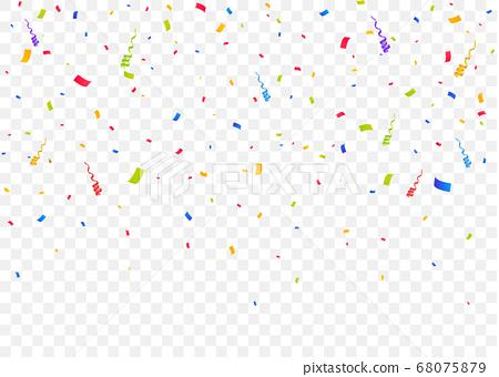 30 confetti color 68075879