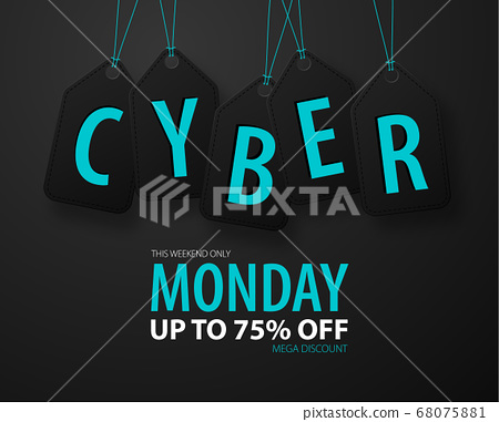 Cyber monday sale 68075881