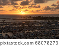 Sunset at Yacht Harbor (Hawaii) 68078273