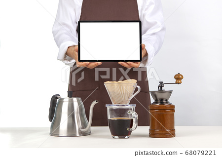 咖啡,滴濾咖啡,咖啡師 68079221