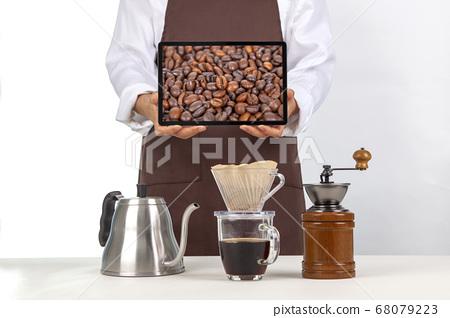 커피,드립커피,바리스타 68079223