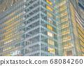 Window of skyscraper 68084260