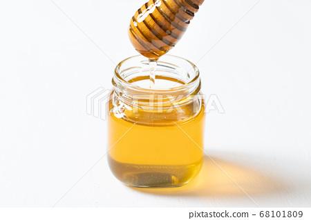 用蜂蜜北斗勺撈蜂蜜 68101809