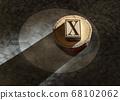 X的圖像 68102062