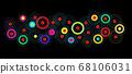 組成與多彩的戒指 68106031
