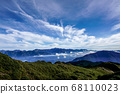 대만의 Baiyue Hehuan Mountain 68110023