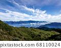 대만의 Baiyue Hehuan Mountain 68110024
