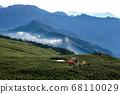 대만의 Baiyue Hehuan Mountain 68110029
