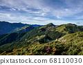 대만의 Baiyue Hehuan Mountain 68110030