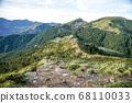 대만의 Baiyue Hehuan Mountain 68110033