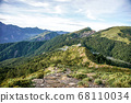 대만의 Baiyue Hehuan Mountain 68110034