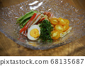 chilled Chinese noodles 68135687
