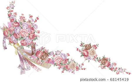 日式素材(Reito-bouquet) 68145419
