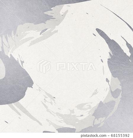 일본식 배경 소재 - 붓으로 그린듯한 생동감있는 선 68155392