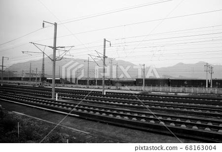 沿線高鐵月颱風景 68163004