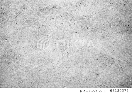 Texture of a concrete wall with cracks and 68186375
