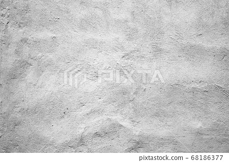 Texture of a concrete wall with cracks and 68186377
