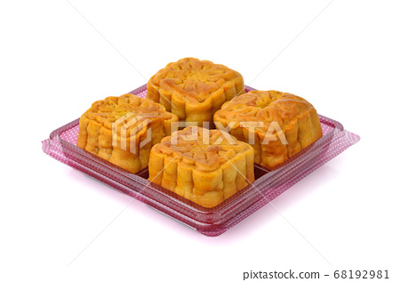 Traditional Chinese food,Moon cake for Mid Autumn 68192981