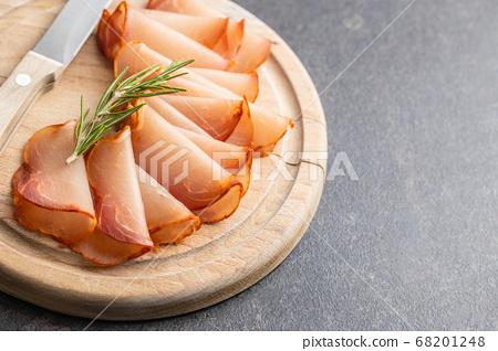 Dried spanish ham. Lomo embuchado. 68201248