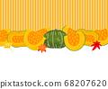 萬聖節插畫背景設計 68207620