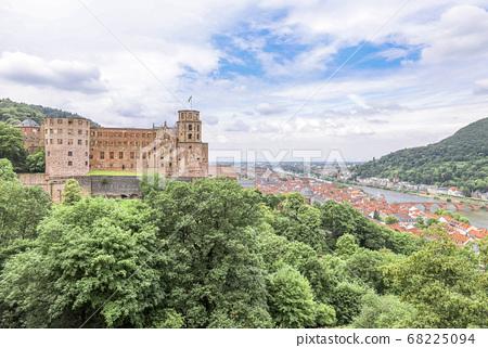 德國海德堡景觀 68225094
