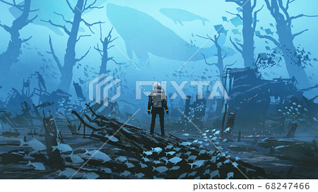 The lost city under the sea 68247466
