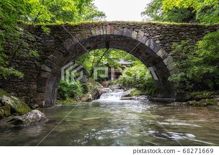 Seonamsa temple Seungseongyo bridge 68271669
