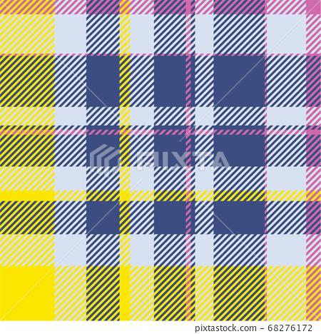 Tartan scotland seamless plaid pattern vector. 68276172
