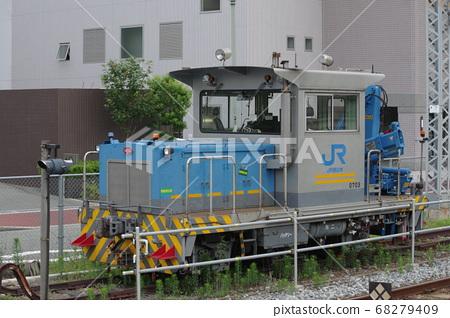 JR West orbital motor car 68279409