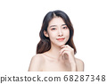 Beauty Portrait Of Young Asian Woman 68287348