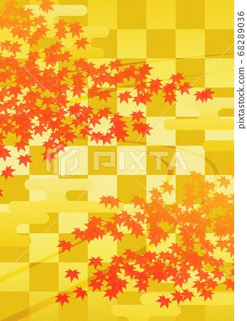 秋葉金色垂直 68289036