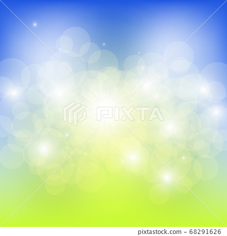 Vector Design Summer time background. Illustration of soft colored abstract background 68291626
